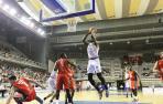 El Lucentum machaca el sueño del Basket Navarra