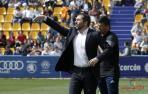"""Diego Martínez """"Soy positivo y confío en nuestra posibilidades de promoción"""""""