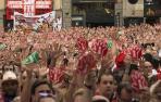 Clamor en Pamplona contra las agresiones sexistas