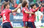 Osasuna vuelve a decepcionar en casa pese al golazo de Lasso