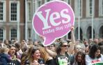 Resultados oficiales confirman una victoria arrolladora del 'Sí' a la liberalización del aborto