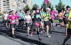 EDP San Fermín Marathon: fiesta deportiva