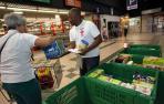 Cruz Roja distribuirá 158.000 kilos de alimentos en Navarra