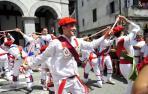 Día grande de San Fermín en Lesaka