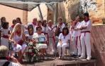 Homenaje a Mari Carmen Arano, abuela de Tudela 2018
