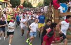 Vídeo del cuarto encierro de Tudela 2018