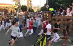 Vídeo del sexto encierro de Tudela 2018