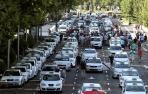 Los taxistas españoles siguen en huelga y concentrados en las calles