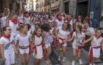 Fotos del segundo día de fiestas de Estella 2018, 4 de agosto