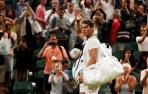 El reloj aplaza a este sábado el final del Nadal-Djokovic en Wimbledon