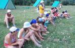 Roncal, tierra de acampada