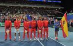 Ramos y Granollers maquillan la eliminatoria ante Francia