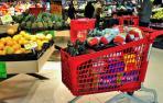 Los supermercados más económicos y más caros de la comarca de Pamplona