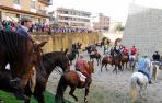 La feria caballar y el medievo dan forma a tres días de ferias en Marcilla