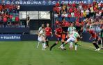 Osasuna 3-1 Córdoba (I)