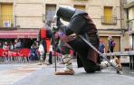 Feria medieval y del caballo en Marcilla