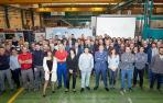 Bildu Lan celebra su 45 aniversario con 52 empleados y 6 millones de euros