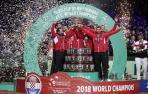 Croacia vence a Francia y gana su segunda Copa Davis