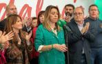 """Susana Díaz llama a todos los partidos a parar a la """"extrema derecha"""" en Andalucía"""