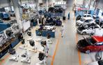 Volkswagen Academy, la escuela de la multinacional en Landaben