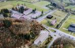 Panorámica del campus de Lekaroz.