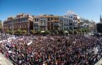 Unas 4.000 personas piden que se repita el juicio de Marta del Castillo