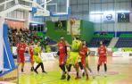 El Basket Navarra tuvo que pelear, pero volvió a conseguir la victoria.