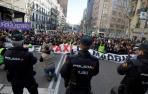 La huelga del Taxi de Madrid se radicaliza tras una semana sin avances