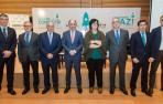 Luis Collantes, Juan Miguel Floristán, Josu Sánchez, Manu Ayerdi, Pilar Irigoien, José Zudaire, Carlos Eugui y Josu Ugarte.