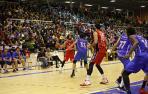 El Basket Navarra pone en juego la racha frente a un rival directo