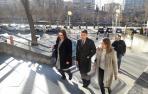 """Ignacio González, a su llegada al juicio sobre espionaje político: """"Todo es mentira"""""""