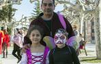 Desfile de disfraces en el carnaval de Allo