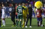 Herrera fue la sorpresa...y Cantero volvió de titular