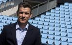 Unzué, encantado con el fútbol que practica Osasuna