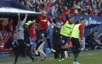 Rubén García pone a Osasuna rumbo a Primera