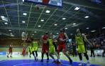 El líder fulmina al Basket Navarra