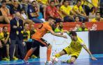 El Jaén aparta al Aspil-Vidal Ribera Navarra del sueño de la final de Copa