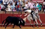 Triunfo de Guillermo Hermoso de Mendoza y orgullo de Pablo en Sevilla