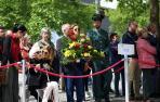 La Guardia Civil homenajea en Pamplona a las víctimas del terrorismo.