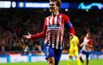 Saúl y Griezmann reviven al Atlético