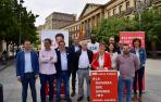 "Chivite pide a Podemos e I-E que ""abandonen el bloque nacionalista"""