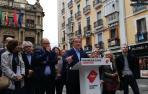 """Esparza: """"Estamos a punto de desalojar al nacionalismo vasco del Gobierno"""""""