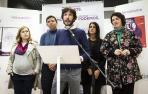 """Buil (Podemos) reconoce sus """"malos resultados"""" y dice a Esparza que los tendrá enfrente"""