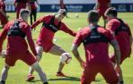 Osasuna juega en Córdoba a un punto de lograr el título