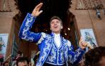 Un magistral Pablo Hermoso de Mendoza sale por la puerta grande en Las Ventas