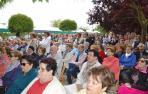 La Virgen de Legarda convoca a Mendavia, Mues y Lodosa
