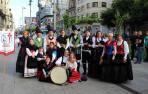 La Pamplonesa llena de música el centro