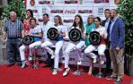 Presentación del II Torneo Femenino de San Fermín.