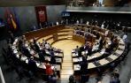 EN DIRECTO la constitución del Parlamento: los 50 aforados eligen ahora la presidencia