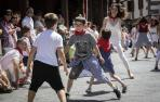 Fotos de las fiestas y el baile del Trapatan de Santesteban